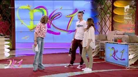 Alexandra & Florin, Ionela & Silviu și Cătălina și Cosmin, cuplurile din ediţia 49-a a emisiunii 2k1