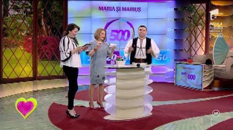 Un cuplu care nu putea trece neobservat și neapreciat! Maria şi Marius sunt câștigătorii celei de-a 51-a ediții 2k1!