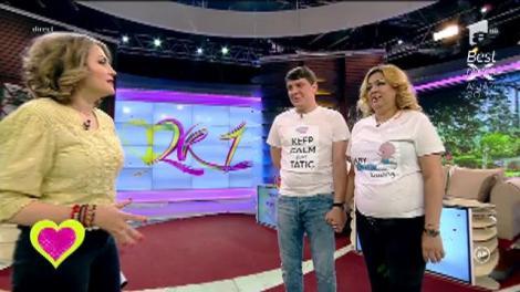 Așteaptă un bebeluș! Amelia & Carol, Cristina & Ionuț și Iulia & Mihăiță, cuplurile din ediţia 52-a a emisiunii 2k1