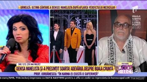 Imagini dureroase! Ultima cântare a Denisei Manelista după aflarea verdictului medicilor: Iubea scena și se dedica întru totul!