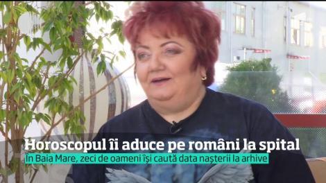 În Baia Mare, zeci de oameni își caută data nașterii la arhive. Românii își doresc o astrogramă corectă