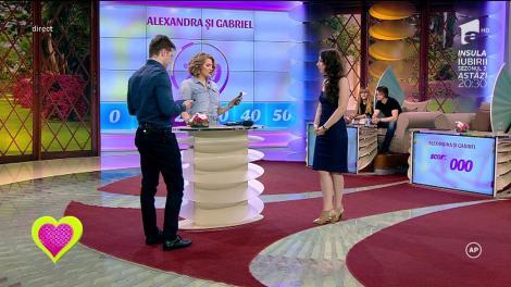 Alexandra şi Gabriel, câștigătorii celei de-a 56-a ediții 2k1!