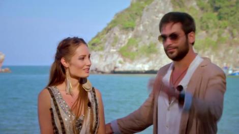 """Dee Dee de la """"Insula Iubirii"""" despre Cătălina: """"Asta-i cea mai a dracului"""""""