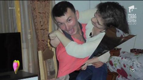 Dragostea învinge orice prejudecată şi obstacol! Un scaun cu rotile nu stă în calea iubirii dintre Alexandra şi Sergiu!
