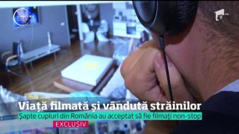 O serie de cupluri din România îşi vând vieţile străinilor. Tinerii intră într-o reţea în care fiecare mişcare a lor este filmată şi transmisă pe internet