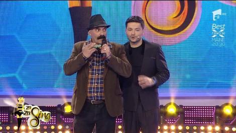 """Cea mai tare horă e la """"Za Za Sing""""! Liviu Vârciu, dans nebun pe ritmuri populare! Nu l-ai mai văzut niciodată așa!"""
