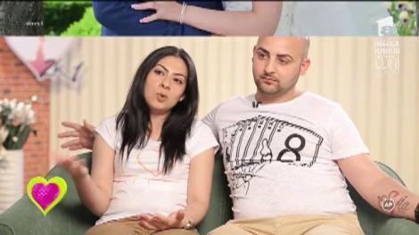 Simona & Laurenţiu, Lucia & Daniel şi Georgiana & Adrian, cuplurile din ediţia 59-a a emisiunii 2k1