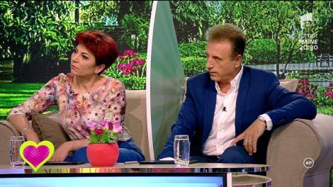 """Angela, soţia lui Constantin Enceanu: """"M-a cerut de nevasta printre blocuri"""""""