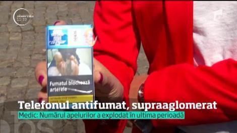 Imaginile de pe pachetele de ţigări îi sperie din ce în ce mai tare pe români