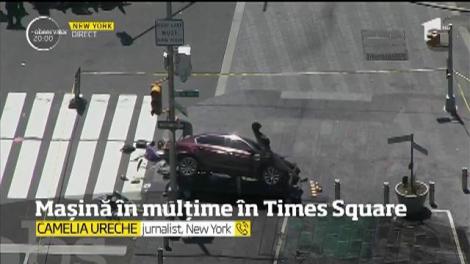 Atacul din Times Square! Creşte numărul victimelor: cel puţin 20 de răniţi