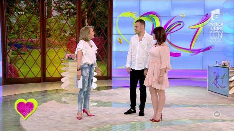 Teodora & Deniz, Geanina & Alin, Teo & Denis, cuplurile din ediţia 65-a a emisiunii 2k1