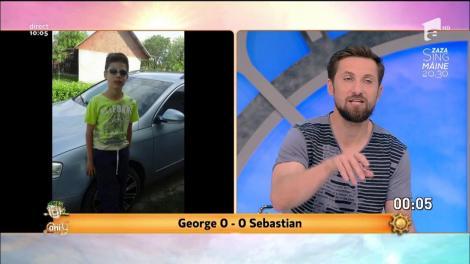 Batalia Kendamei: George vs. Sebastian