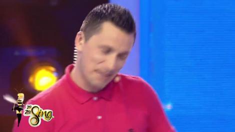 """Cosmin Seleși, Sorin Brotnei și Keo, ajutoare de nădejde la """"Zaza Sing"""". Vedetele au fost puse la grea încercare"""