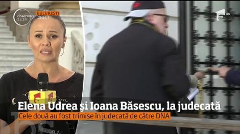 Elena Udrea, fiica cea mare a fostului preşedinte al României, Ioana Băsescu, ziaristul Dan Andronic şi alte trei persoane, au fost trimise în judecată
