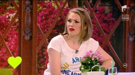 """Mirela Boureanu Vaida, către """"ispita"""" Robert: """"Ai fost cuminţel şi ai dormit la tine în pat?"""""""