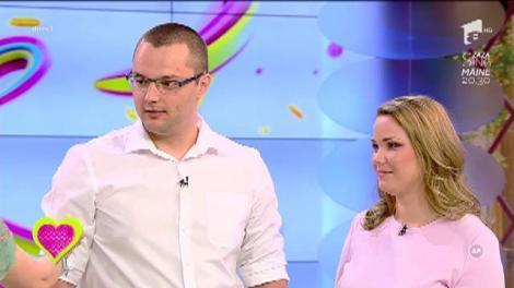 Emy & Cosmin, Emilia & Narcis și Elena & Cristian, cuplurile din ediţia 74-a a emisiunii 2k1