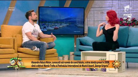 """Raluka și revenit complet după operație: """"Nu am putut să vorbesc deloc. Am riscat să rămân fără voce!"""""""