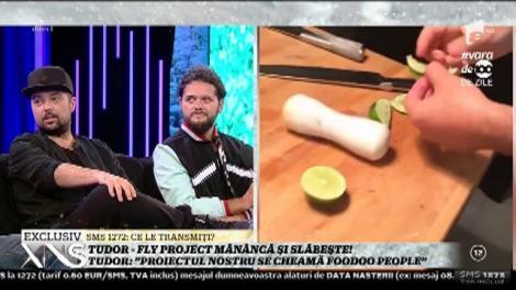 """Tudor Ionescu de la Fly Project a slăbit 10 kilograme într-o lună: """"Am renunțat la carbohidrați"""""""