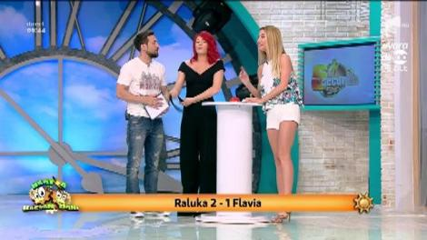 """Provocarea """"5 secunde"""". Raluka vs. Flavia: """"Am rămas fără permis auto. Mă bântuie treaba asta!"""""""