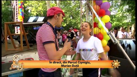 De 1 Iunie, Răzvan și Dani vor merge în parcul Cișmigiu din Capitală pentru a sărbători Ziua Copilului