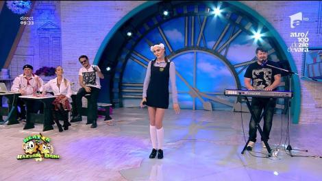 Live! Amalia - 4 Chords Song