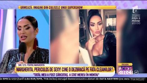Margherita, periculos de sexy! Artista a realizat un clip incendiar la noua ei piesă