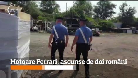 Doi români au fost arestaţi în Italia, împreună cu un localnic, pentru implicare într-un jaf îndrăzneţ