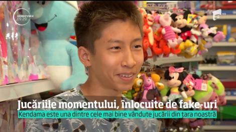 Kendama şi spinnerul, cele mai bine vândute jucării în România