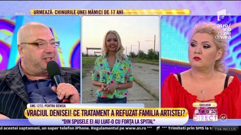 """Sorin Ovidiu Bălan, despre vraciul Denisei: """"Este tipul de escroc clasic!"""" Voi ce credeți: e șarlatan sau tămăduitor?"""