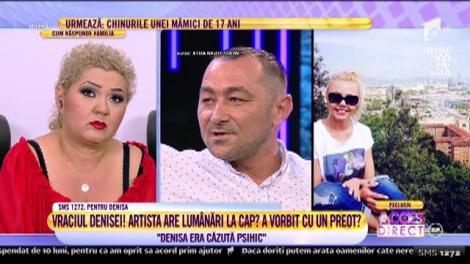 """Marian Vasile, vraciul Denisei, dezvăluiri cutremurătoare: """"Ficatul era prea plin de toxine şi tumori"""""""