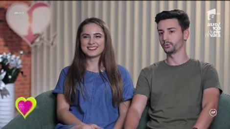 Geanina & Eduard, Corina & Alexandru şi Denisa & Liviu, cuplurile din ediţia 80-a a emisiunii 2k1