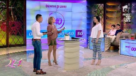 Denisa şi Liviu, câștigătorii celei de-a 80-a ediții 2k1!