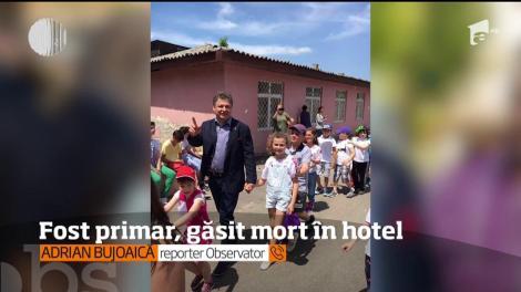 Ovidiu Brăiloiu, fostul primar al oraşului Eforie, găsit mort într-un hotel din Capitală