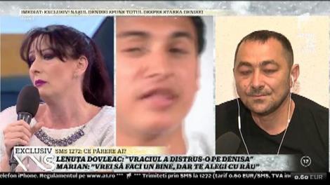 """Lenuța Dovleac, mătușa Denisei Răducu, face acuzații grave la adresa lui Marian Vasile: """"Vraciul a distrus-o pe nepoata mea"""""""