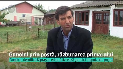 Un primar dintr-o comună din Vaslui, sătul de gunoaiele aruncate la întâmplare, a ales să-l trimită prin poștă localnicilor