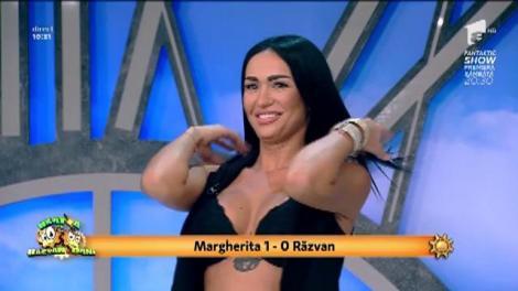 Margherita, pusă în dificultate de provocarea lansată de Răzvan și Dani