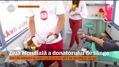 Pacienţii români au urgent nevoie de sânge
