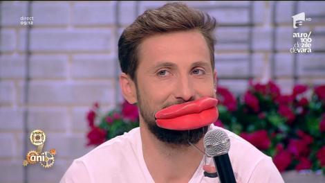 Dani a devenit păpuşa Crinei Zvoboda, singurul artist-ventriloc din România!