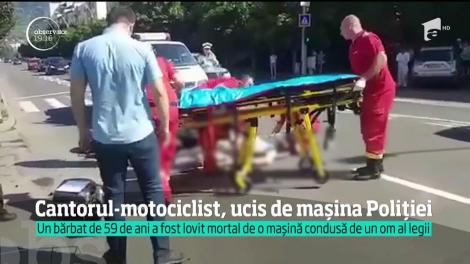 Un motociclist din Baia Mare şi-a pierdut viaţa din cauza unui poliţist care a ignorat toate regulile de circulaţie