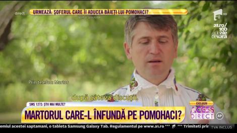"""Un martor face acuzaţii grave la adresa preotului Cristian Pomohaci: """"Au avut relaţii sexuale cu el şi l-au filmat!"""""""
