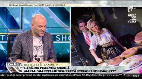 """Maria Constantin: """"Marcel își dorește foarte mult o fetiță"""""""