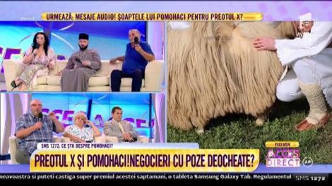 """Părintele Cristian Pomohaci, negocieri deocheate: """"Trec azi prin Bistrița. Dacă ești disponibil, dă un semn"""""""
