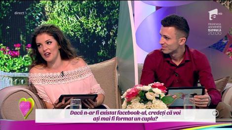 Runda Da/Nu: Dacă n-ar fi existat Facebook-ul, credeţi că voi aţi mai fi format un cuplu?
