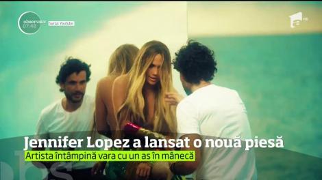 Jennifer Lopez a lansat o nouă piesă
