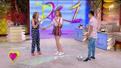 Gabriela & Roberto, Diana & Bogdan și Alexandra & Valentin, cuplurile ediţiei 112 de la 2k1!