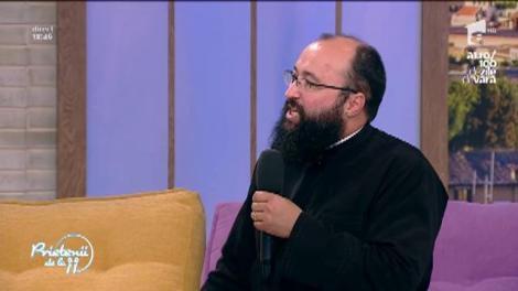 """Părintele Visarion Alexa: """"Concediul este cel mai important din istoria unei familii, atunci toți sunt împreună"""""""