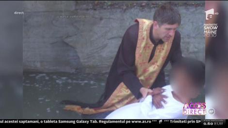 Imagini cu Pohomaci în timpul unei exorcizări!