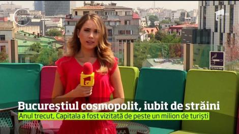 Adevărate atracţii pentru turişti! Ce preferă să facă străinii care ajung în Bucureşti