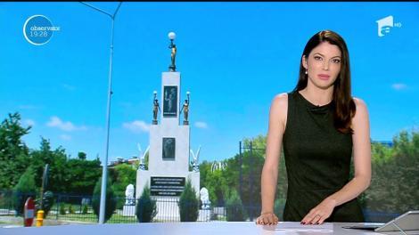 """Un monument ridicat în Capitală provoacă revolta trecăterilor. Lucrarea a  fost respinsă și de Muzeul Kitsch-ului: """"Primăria este de acord cu mizeria asta?"""""""