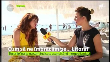 Sezonul acesta, Litoralul românesc suprinde pe toate planurile